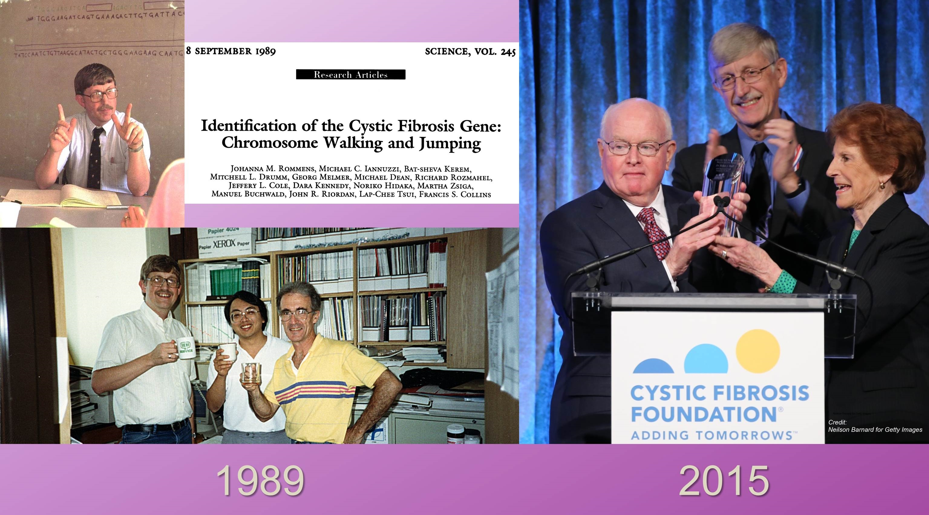 Cystic Fibrosis: Keeping the Momentum Going