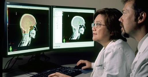 Brain scan analysis