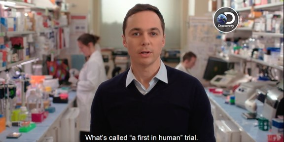 Image result for jim parsons first in human